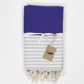 Djembe: Jacquard weave, 38 X 79 in