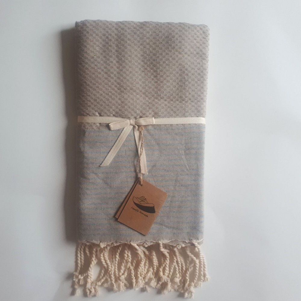Empereurs: Honeycomb weave